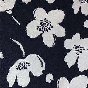 Ann Taylor Tops - Ann Taylor Floral Blouse